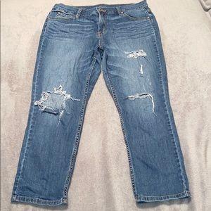 a.n.a Skinny Boyfriend jeans